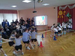 92- Спортивно тематический досуг к Дню защитника Отечества
